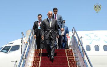 رئیس جمهور به پاکستان رفت