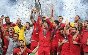 پرتگال اولین قهرمان لیگ ملت های اروپا