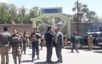 درگیری مسلحانه در شورای ولایتی هرات