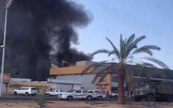 حمله دوباره هواپیماهای بی سرنشین یمن بر میدان های هوایی عربستان