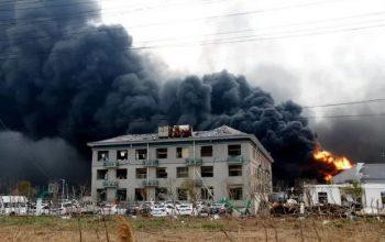 ۷۹ زخمی در انفجار کارخانه مهمات سازی در روسیه