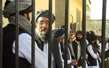 رهایی نزدیک به ۵۰۰ طالب از زندانهای کشور