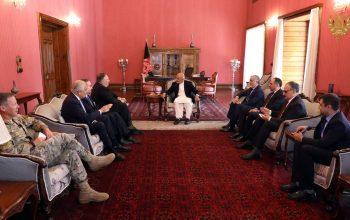 تاکید بر توافق زودهنگام با طالبان