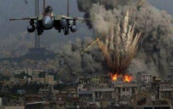 حمله گسترده ائتلاف عرب به صنعا