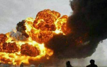 انفجار در روسیه، 8 کشته و زخمی برجا گذاشت