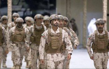 خروج نیروهای نظامی امارات از یمن