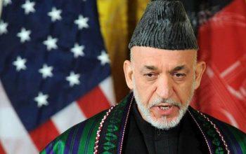 حمله دوباره کرزی به امریکا و پاکستان