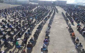 دانش آموزی از هرات، اول نمره کانکور امسال شد