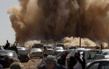 ده ها کشته در حمله به مرکز نگهداری مهاجران در لیبیا