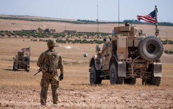 اعزام نیروهای نظامی امریکا به عربستان