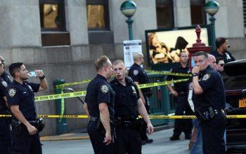 هفت تن در تیراندازی در نیویارک زخمی شدند