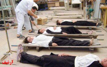 دانش آموزان یک مکتب دخترانه در دایکندی مسموم شدند