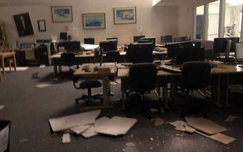 زلزله شدید در جنوب کالیفرنیا