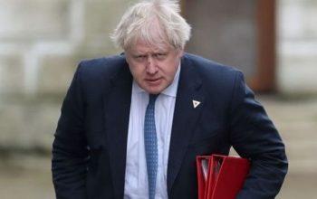 جانسون نخست وزیر جدید انگلستان شد