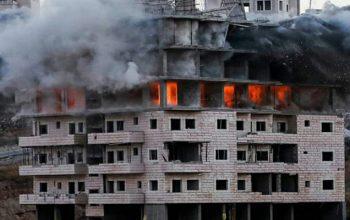 250 منزل فلسطینیان از سوی نظامیان رژیم صهیونیستی تخریب می شود