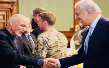 خلیلزاد برای توافق با طالبان به دوحه می رود