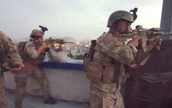 20 کشته و 50 زخمی در حمله بر دفتر امرالله صالح