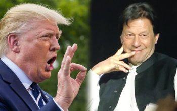 عمران خان و ترامپ باهم دیدار می کنند