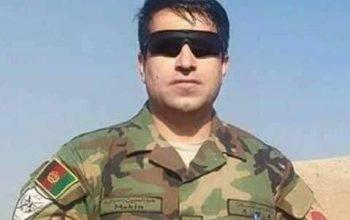 یک فرمانده اردو در تیراندازی خودی ترور شد