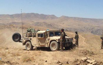 نگرانی از سرنوشت سربازان اردو در آبکمری بادغیس