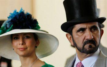 رابطه پنهانی همسر حاکم دوبی با محافظش