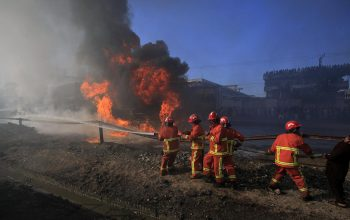 بیش از 50 کشته در انفجار یک تانکر تیل در تانزانیا