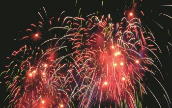 آتش بازی جشن استقلال لغو شد