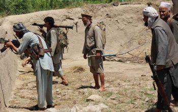 ۱۴ نیروی خیزش مردمی و غیرنظامی در هرات کشته شد