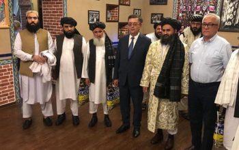هدف سفر طالبان به ازبکستان مشخص شد
