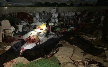 انفجار مرگبار در مراسم عروسی در کابل