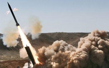 مرکز فرماندهی ائتلاف سعودی در نجران هدف موشک قرار گرفت