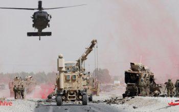 حمله انتحاری بر کاروان نیروهای امریکایی در بگرام