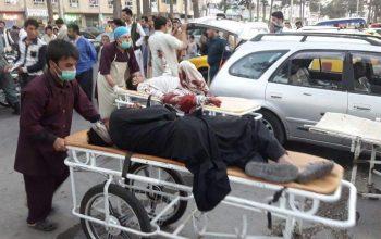 انفجار در محله حاجی عباس هرات