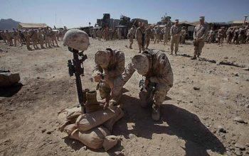 یک سرباز امریکایی در جنگ افغانستان کشته شد