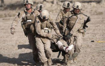 دو سرباز دیگر امریکایی در افغانستان کشته شدند
