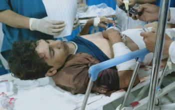 انفجارهای پیهم در جلال آباد و خوگیانی