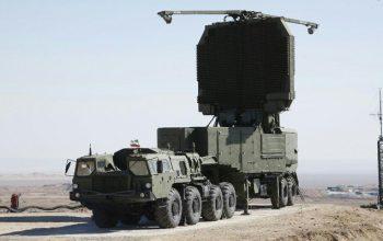 نمایش تجهیزات تازه نظامی روسیه