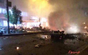 دو زخمی در انتحاری در کمپنی کابل