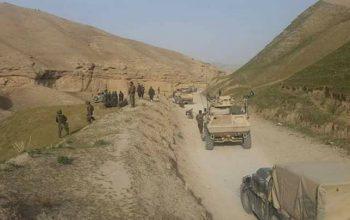 شش سرباز اردوی محلی در کمین طالبان در غزنی جان باختند