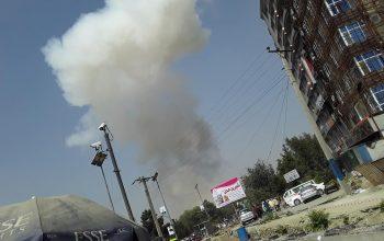 انفجار در چهارراهی عبدالحق کابل