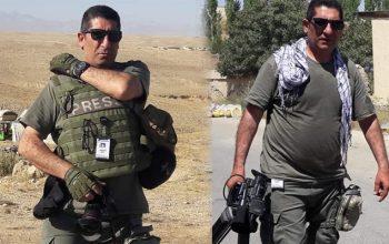 حمله مسلحانه بر رئیس اتحادیه خبرنگاران غزنی