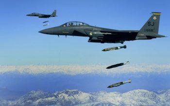 نیروهای امنیتی در حمله هوایی در تخار هدف قرار گرفتند