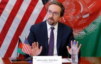 مایوس شدن سفیر امریکا از رئیس جمهور غنی