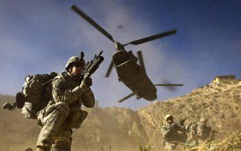 افزایش فشار نظامی امریکا بر طالبان