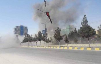 انفجار در مسیر کاروان ۱۸سنبله در کابل