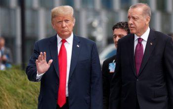 دو وزارت و سه وزیر ترکیه تحریم شدند