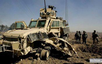 کاروان نیروهای امریکایی در پروان مورد حمله قرار گرفت