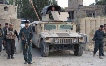 پنج سرباز امنیتی در کندز کشته شد