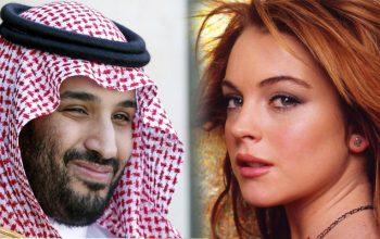 رابطه عاطفی ولیعهد سعودی با بازیگر معروف هالیوود
