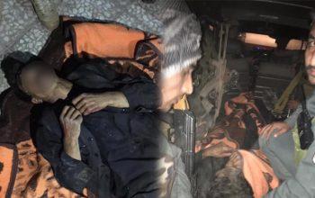 سرگروپ یک باند اختطافچی در هرات بازداشت شد